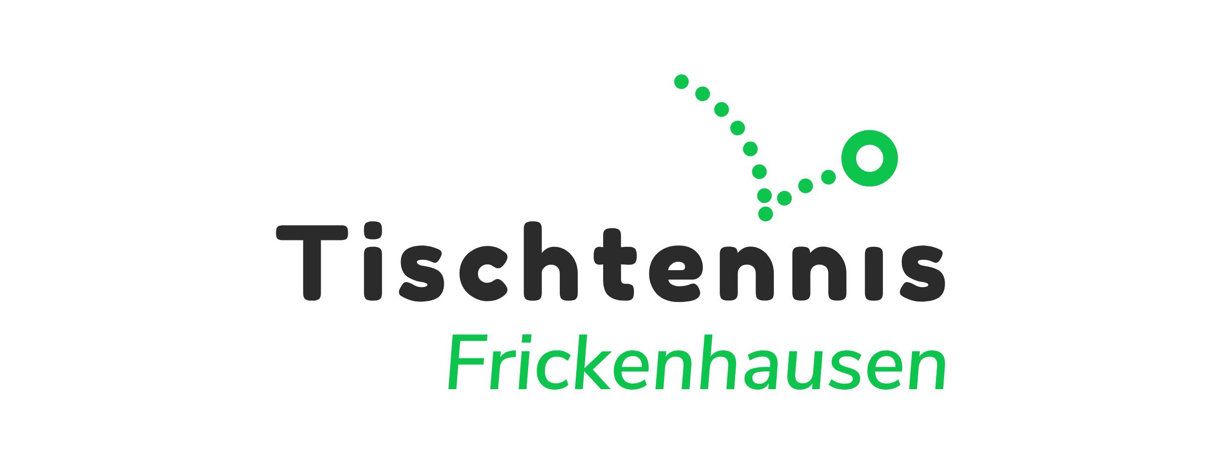 Tischtennis Frickenhausen Logo