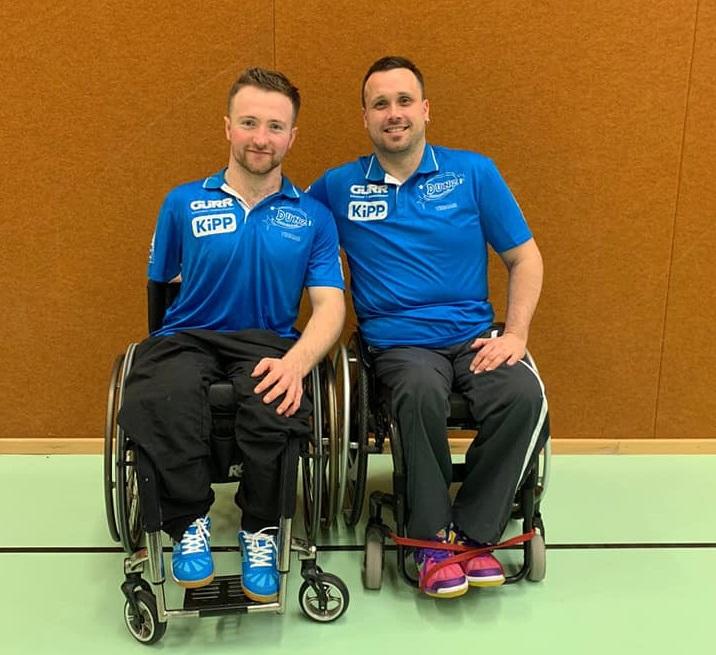 Rollstuhl Bundesliga Spieltag in Frickenhausen